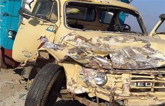 ننشر أسماء المصابين بحادث الطريق الإقليمي في المنوفية