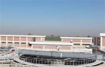 """شركة """"مياه أسيوط"""" تناقش تنفيذ مشروع الصرف الصحى المتكامل الثانى ISSIP2"""