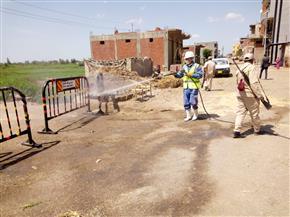 محافظ كفرالشيخ: إنهاء عزل قرية الزعفران بالحامول| صور