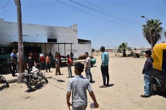 محافظ بورسعيد يوجه بسرعة إقامة بدال تمويني بالجمعية التعاونية بسهل الطينة