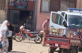 زوج يقتل زوجته بسكين ويهرب بسيارة في بورسعيد