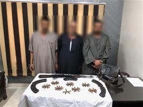 """ننشر تفاصيل العملية الأمنية لمقتل زعيم """"عصابة السلاح"""" في أسيوط   صور"""