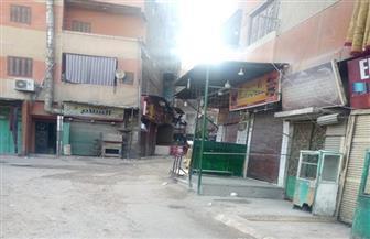 منع محاولة بعض الباعة إعادة فتح سوق الأحد في منشأة ناصر