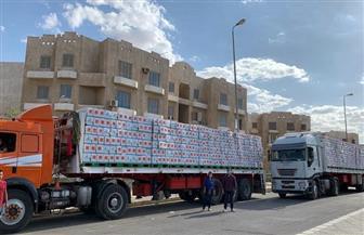 «اورنچ مصر» تتعاون مع بنك الطعام المصري لتوفير 50 ألف كرتونة مواد غذائية للأسر المتضررة من تداعيات كورونا