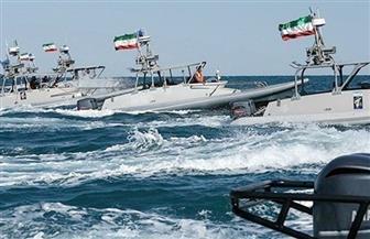 التليفزيون الإيراني: الحرس الثوري دشن سفينة حربية قادرة على حمل طائرات
