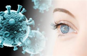 دراسة: فيروس كورونا يمكنه دخول جسم الإنسان عبر العينين