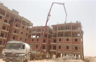 وزير الإسكان: جار تنفيذ 24888 وحدة إسكان اجتماعي غرب أرض المطار في 6 أكتوبر الجديدة | صور