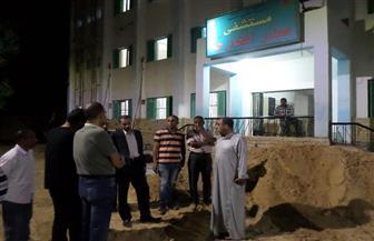 تجهيز 70 سريرا للعزل بمستشفيات الحميات والصدر بالخارجة في الوادي الجديد | صور