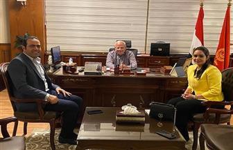 محافظ بورسعيد: فتح باب التظلمات لأصحاب الحصص الاستيرادية المتوقفة لمواليد الهجرة | صور