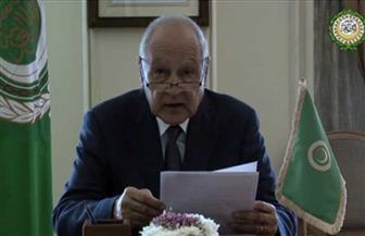 الأمين العام لجامعة الدول العربية يعلن مشاركته في الصوم والدعاء والصلاة من أجل الإنسانية 14 مايو | فيديو