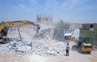 محافظ أسيوط: استمرار حملات إزالة التعديات ومخالفات البناء   صور