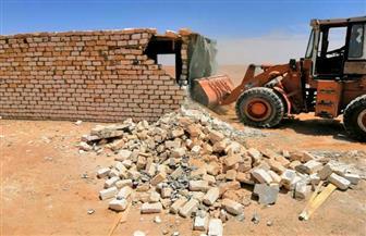 استرداد 100 فدان من أراضي الدولة بسيوة في مطروح