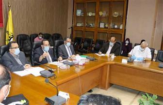 محافظ شمال سيناء: 82% نسبة تنفيذ مشروعات الخطة الاستثمارية | صور