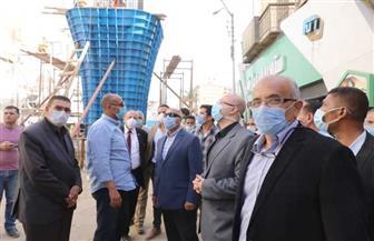 وزير النقل: القيادة السياسية وجهت بإقامة كباري أعلى المزلقانات الأكثر خطورة | صور