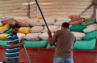 محافظ البحيرة:توريد 315 ألف طن قمح لشون وصوامع المحافظة
