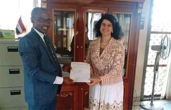 تقديم مساهمة مصرية جديدة لمشروعات المفوضية البوروندية الوطنية المستقلة لحقوق الإنسان | صور