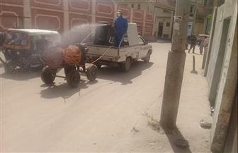 تكثيف حملات التطهير وفض الأسواق الأسبوعية في كفرالشيخ| صور