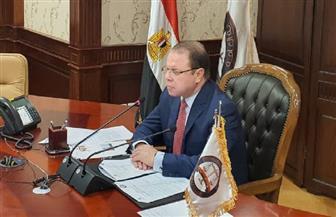 النائب العام يعقد اجتماعا طارئا للجنة التنفيذية لجمعية النواب العموم لمواجهة  كورونا| صور