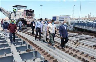 مشروعات النقل في المواني والطرق مستمرة رغم ظروف انتشار كورونا في العالم