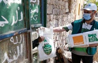 """""""اورنچ مصر"""" تساند آلاف الأسر من العمالة غير المنتظمة بالمواد الغذائية والمطهرات بالتعاون مع مؤسسة """"مصر الخير"""""""