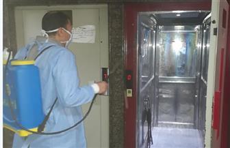 صحة الغربية: تطهير وتعقيم مستشفى خاص بعد ظهور أول حالة إصابة بفيروس كورونا | صور