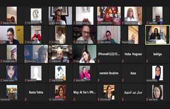 """مايا مرسي: القومي للمرأة مستمر في دعم سيدات مصر ومساندة جهود الدولة لمواجهة """"كورونا"""""""