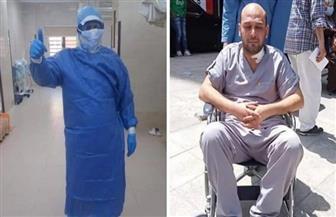 زوجة الطبيب محمود سامي:«مش عاوزة حياته تقف» | فيديو