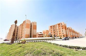 """رئيس جهاز """"العاشر"""": الانتهاء من تنفيذ 4600 من إجمالي 11380 وحدة سكنية جارٍ تنفيذها بحي الأندلس"""
