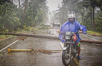 الفلبين: تراجع إعصار فونجفونج إلى عاصفة مدارية شديدة