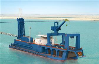 رئيس هيئة قناة السويس يشهد تدشين الكراكة الأضخم في الشرق الأوسط لانضمامها إلى أسطول القناة | صور