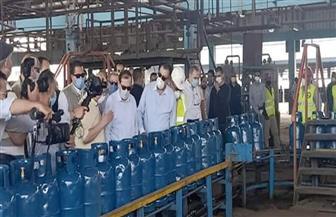البترول: ضخ مليون أسطوانة بوتاجاز يوميا تلبية لاحتياجات المواطنين | صور