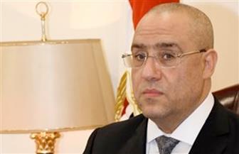 """وزير الإسكان يتفقد 4824 وحدة سكنية بمشروع """"سكن مصر"""" في دمياط الجديدة"""