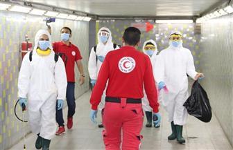 «كلمة شكرا مش كفاية».. مبادرة «الهلال الأحمر» لدعم الأطقم الطبية تقديرا لجهودهم في مواجهة «كورونا»