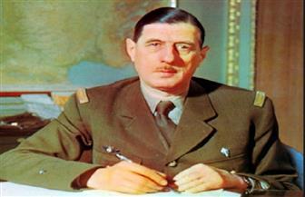 """فرنسا تبدأ عاما لإحياء ذكرى بطل الحرب """" شارل ديجول"""""""
