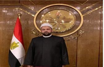 الشيخ يسري عزام خطيبا لعيد الفطر بمسجد السيدة نفيسة رضي الله عنها