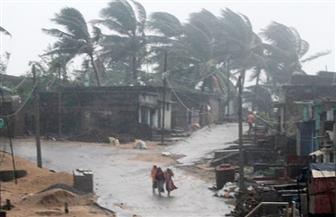 الهند تجلي آلاف القرويين مع اقتراب إعصار متوقع أن يضرب ساحلها الشرقي