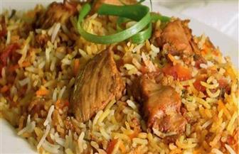 سهل ولذيذ.. طريقة عمل برياني الدجاج الهندي