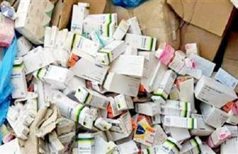 ضبط 27 ألفا و798 عبوة دواء غير مسجل بوزارة الصحة داخل مخزن بالإسكندرية