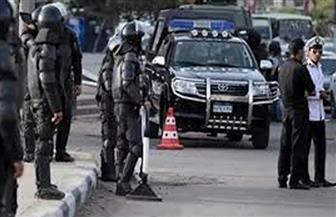 ضبط هاربين من أحكام وأسلحة ومخدرات في حملة على بؤر إجرامية بقرية مشتهر بالقليوبية