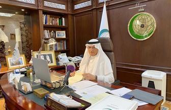 10 مليارات دولار من 10 مؤسسات عربية لمساعدة البلدان النامية في مواجهة  تداعيات كورونا  صور