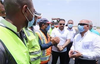 وزير النقل: تحقيق أرباح 41 مليون جنيه للشركة المصرية لتجديد وصيانة خطوط السكك الحديدية خلال 2019 | صور