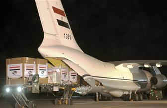 مصر ترسل طائرة مساعدات طبية لجمهورية جنوب السودان الشقيقة | فيديو وصور