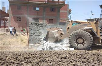 محافظ كفرالشيخ يؤكد تواصل حملات إزالة التعديات ومخالفات البناء بمراكز ومدن المحافظة | صور