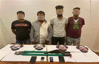 عصابة تستخدم وجه محمد صلاح في عمليات سرقة