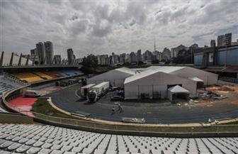 ريو دي جانيرو البرازيلية تفتتح مستشفيين ميدانيين لمرضى كوفيد-19