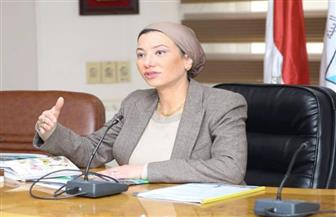 وزيرة البيئة توجه الشكر لمكتبة الإسكندرية على اهتمامها بمحور البيئة