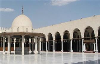 الأوقاف: 5 ضوابط لفتح مسجد عمرو بن العاص ونقل صلاة العشاء والتراويح