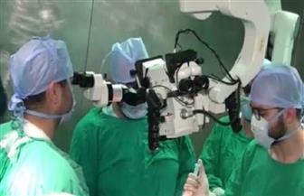 إجراء 270 عملية بمستشفى طنطا التعليمي منذ بداية أزمة كورونا   صور