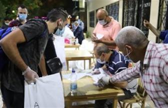 جامعة عين شمس تستقبل عدة أفواج من المصريين العائدين من الخارج