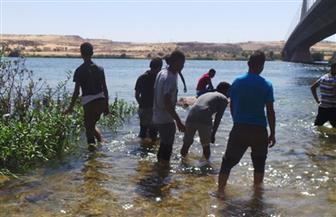 غرق شاب أثناء الاستحمام بمياه النيل في أسوان